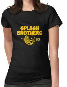 Splash Brothers Womens Fitted T-Shirt