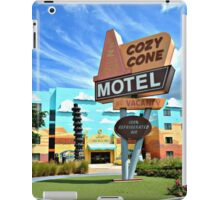 Cozy Cone Motel iPad Case/Skin