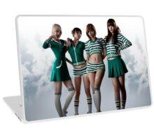 Miss A Cheerleader Uniform Laptop Skin