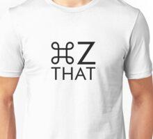Command Z Unisex T-Shirt