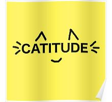 catitude Poster