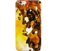 Abstract Lion iPhone Case/Skin