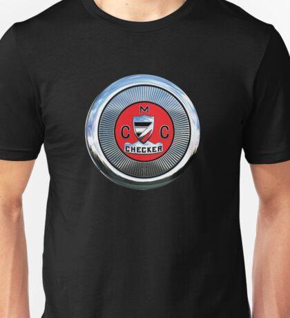 Checker Motors Kalamazoo Michigan USA Unisex T-Shirt