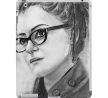 Orphan Black - Cosima Niehaus iPad Case/Skin