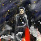 Devil's Skull by WildestArt