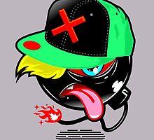 The Emo Bomb by skibinski