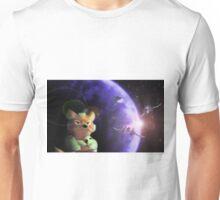 Smash 64 Fox McCloud Congratulations Screen Unisex T-Shirt
