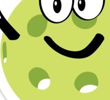Mr. Pickleball Sticker