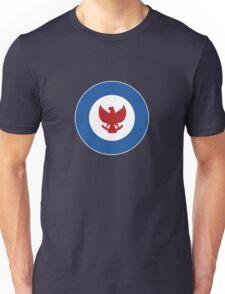 Indonesian Mods Unite Unisex T-Shirt