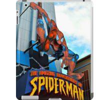 The Amazing Adventures of Spider-Man iPad Case/Skin