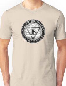 Dodge Brothers Vintage Detroit  USA Unisex T-Shirt