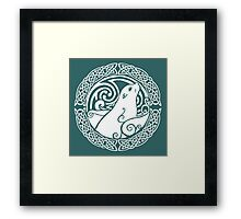 I am a lure: from paradise Framed Print
