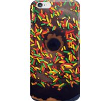 """""""Circle of Love"""" - Realistic Donut food painting iPhone Case/Skin"""