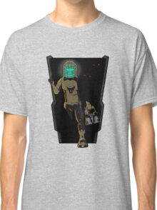 THE SPACE BETWEEN THE LIVING AND DEAD Classic T-Shirt