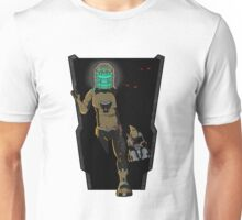 THE SPACE BETWEEN THE LIVING AND DEAD Unisex T-Shirt