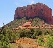 Sedona Majesty, Arizona by Alberto  DeJesus
