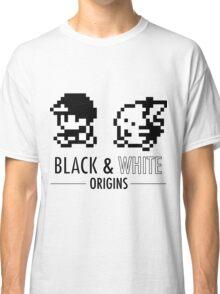 Pokemon Black & White Origins Classic T-Shirt