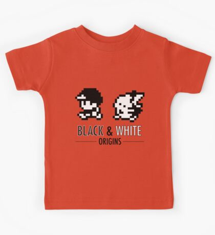 Pokemon Black & White Origins Kids Tee