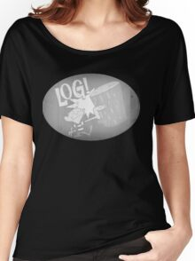 Log 3 Women's Relaxed Fit T-Shirt