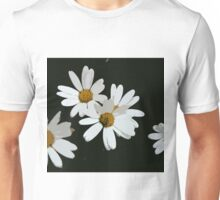 Abstract daisies Unisex T-Shirt