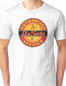 Desoto vintage Cars USA Unisex T-Shirt
