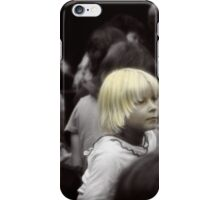 Fashionably Blond iPhone Case/Skin