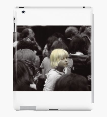 Fashionably Blond iPad Case/Skin