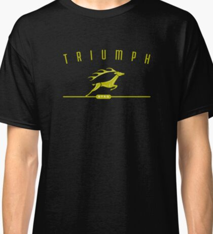 Triumph Stag UK Classic T-Shirt