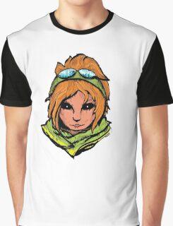Lucie from Battlerite! Graphic T-Shirt