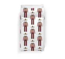 Back to 1885 Duvet Cover