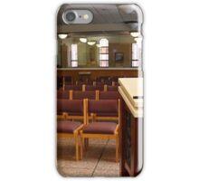 Mercy Chapel iPhone Case/Skin