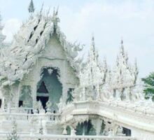 The White Temple, Wat Rong Khun Sticker