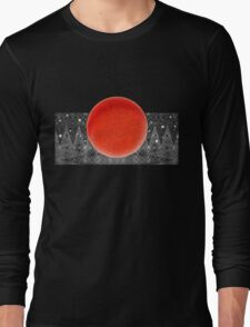 Bodacious Blood Moon Long Sleeve T-Shirt