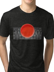 Bodacious Blood Moon Tri-blend T-Shirt