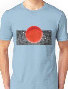 Bodacious Blood Moon Unisex T-Shirt