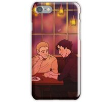 I'm glad you're alive, you idiot. iPhone Case/Skin