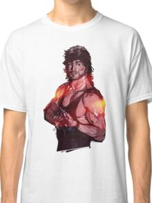 Sylvester Stallone Classic T-Shirt