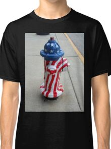 Patriotic Firehydrant II Classic T-Shirt