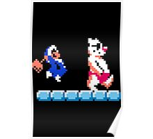 Ice Climber Poster