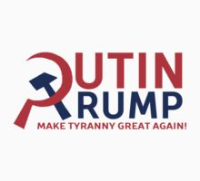 Make Tyranny Great Again Baby Tee