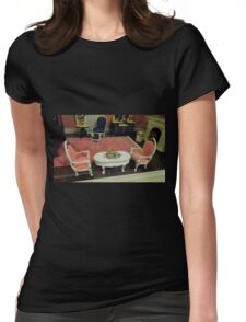 Little Girl's Delight Womens Fitted T-Shirt