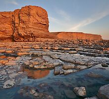 The Welsh Sphinx, Nash Point by Paula J James