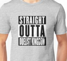 Straight Outta Duelist Kingdom Unisex T-Shirt