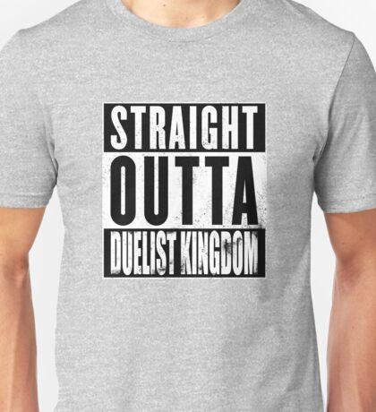 Straight Outta Duelist Kingdom Unisex T-Shirt