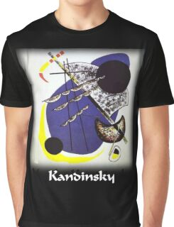 Kandinsky - Small World Graphic T-Shirt