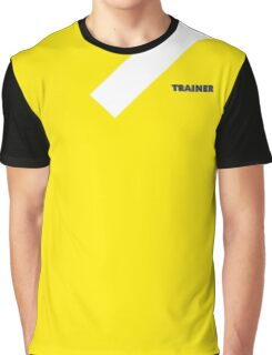 Pokemon Go Team Instinct yellow Trainer Spark's side! Graphic T-Shirt