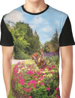 Perfumed Garden Graphic T-Shirt