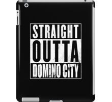Straight Outta Domino City iPad Case/Skin