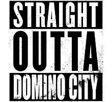 Straight Outta Domino City Photographic Print