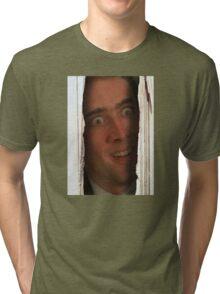 Here´s Nicolas! Tri-blend T-Shirt